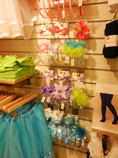 4105a20bedc accessory display. Dance Retailer News