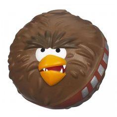 Angry Birds Star Wars Foam Flyers Chewbacca Bird