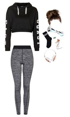 """""""Just a Lazzzzzzy Day"""" by epicgoddess ❤ liked on Polyvore featuring Topshop, Pieces and Frends"""