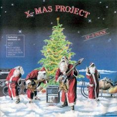 steff metal make christmas heavy metal - Christmas Metal Songs