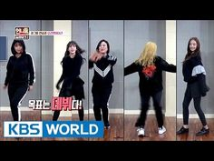 Minzy's vocal test which reminds a concert [Sister's Slam Dunk Season2 2017.02.24] - YouTube