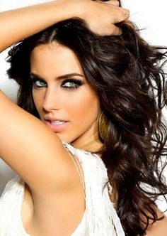 Image result for best hair color for green eyes