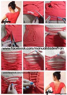 ¡¡¡remodelacion de ropa me encantaaaa!!!