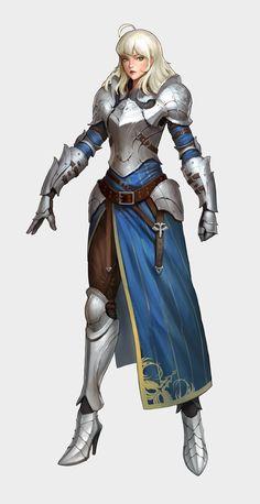 Fantasy Female Warrior, Female Armor, Female Knight, Fantasy Armor, Fantasy Girl, Fantasy Women, Fantasy Character Design, Character Creation, Character Concept