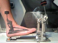 tattoo bateria - Pesquisa Google