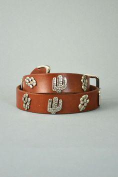 Cactus belt ♡