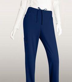 Grey's Anatomy Signature Women's Elastic Back Cargo Scrub Greys Anatomy Scrubs, Scrub Pants, Grey's Anatomy, Medicine, Student, Pocket, Women, Fashion, Moda