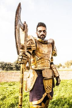 dawnguard armor cosplay - Google Search>> for a second I thought it was dwemer something..