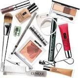 Clinique makeup - In my bag, if it's not from MAC it's from Clinique; esp if we're talking foundation, powder and concealer. Clinique is the best brand I've used for face makeup (including blush and bronzer)