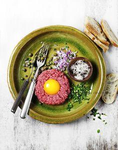 Steak tartare by ctotir2000 #Food #Drinks #fadighanemmd