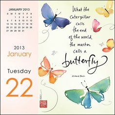 Kathy Davis Desk Calendar: Exclusively from TF Publishing, let Kathy Davis' Scatter Joy collection adorn your desk with imaginative and whimsical designs coupled with simple and inspirational messages that feature soft watercolors to bright graphics.  http://www.calendars.com/Womens-Inspiration/Kathy-Davis-2013-Desk-Calendar/prod201300005567/?categoryId=cat00355=cat00355#