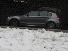 My BMW 118d