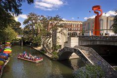 Riverwalk San Antonio, TX