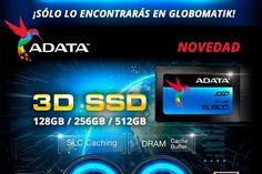 Éste SSD sólo lo encontrarás en globomatik