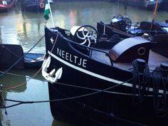 houseboat barge netherlands