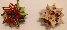 Paper pieced moravian star