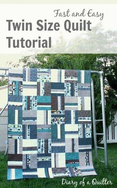 Diary of a Quilter - a quilt blog - A personal blog about quilting, sewing and life as a mother. Lots of free tutorials including beginning quilting tutorials, binding tutorials, and other sewing projects like bags, quilt blocks and nursing covers.