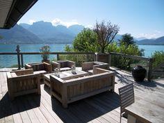Savoielac.com : location de villas de prestige autour du Lac d'Annecy - France