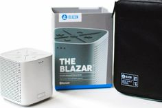 Beacon (The Blazar) Speakers on Packaging of the World - Creative Package Design Gallery