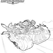 skylanders coloring pages spitfire fargo - photo#13