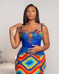 Nigerian Dress Styles, Best African Dresses, African Traditional Dresses, Latest African Fashion Dresses, African Print Fashion, African Print Wedding Dress, African Wedding Attire, African Attire, Long Skirt Fashion