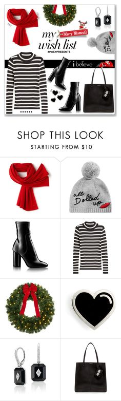 """""""Win it! #polypresents: Wish List"""" by idocoffee ❤ liked on Polyvore featuring Lacoste, Kate Spade, Steffen Schraut, Carven, contestentry, polyvoreeditorial and polyPresents"""