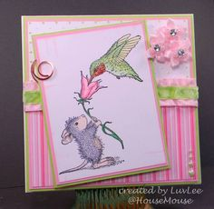 Sipping Sweetly by LuvLee - Cards and Paper Crafts at Splitcoaststampers