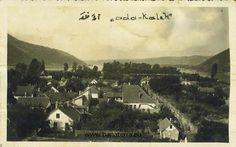 Ada Kaleh 1935 ROMANIA Wonderful Places, 1930s, Paris Skyline, Amen, Ottoman, Lost, Island, Country, Architecture
