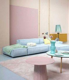 1000 images about pastel trends on pinterest pastel - Chambre couleur pastel ...