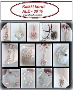 Alisev - koru: Ystävänpäivän Koru - ALE - 30 % !  www.alisevkoru.com
