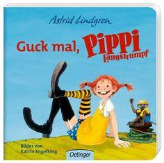 Guck mal, Pippi Langstrumpf als Buch