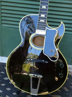 1968 Epiphone Howard Roberts Custom Guitar #Epiphone