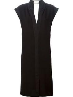 Maison Rabih Kayrouz open back shift dress