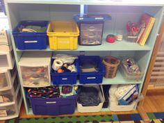 Fiber Center includes felt, fabric, burlap, ribbon, needles, stuffing, and embroidery materials.