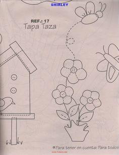 Arte Manual no 16 patchwork en Retacitos - Martinha Vogt - Álbuns da web do Picasa