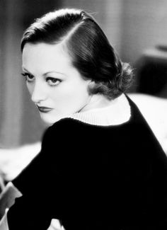 Joan Crawford photographed for Grand Hotel, 1932