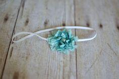 Baby headband, flower headband, girl headband, infant headband, newborn headband, adult headband, child headband