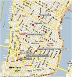 printable+shopping+map+of+new+york+city | downtown new york city hotels