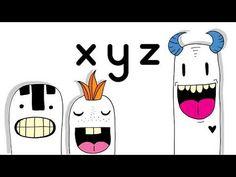 Afrikaanse fonetiese ABC liedje