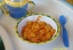 Lecsó babáknak Shrimp, Meat, Food, Essen, Meals, Yemek, Eten