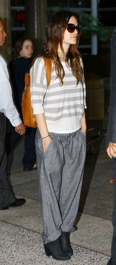Rachel Bilson At LAX Airport May 21 2010