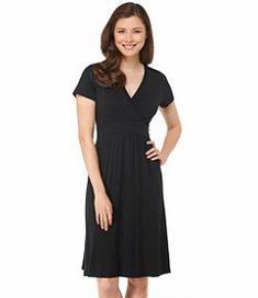 #LLBean: Summer Knit Dress