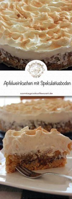 Diese Apfelweintorte benötigt keinen Backofen und ist schnell und einfach gemacht und kommt bei jeden Kaffeekränzchen gut an.