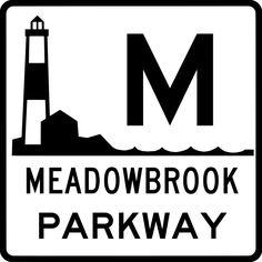 Long Island, NY - Meadowbrook Parkway