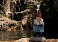 Travel as much as you can. Life is a journey, not meant to be spent in one place. #GnomeWisdom