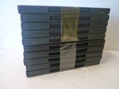 Annons på Tradera: 10 tomfodral till DVD-skivor