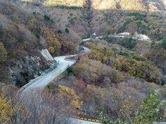 Misiryeong Ridge, Gangwon Province, Korea | 미시령
