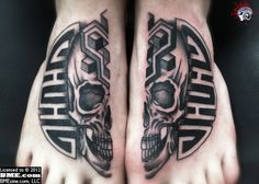 BME: Tattoo, Piercing and Body Modification News » ModBlog » Head to Feet
