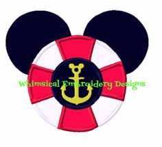 Mickey Life Perserver