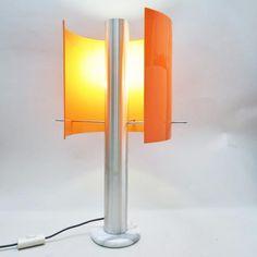 Lampe Tito Agnoli Stilnovo Années 60 by Agnoli | modernariato